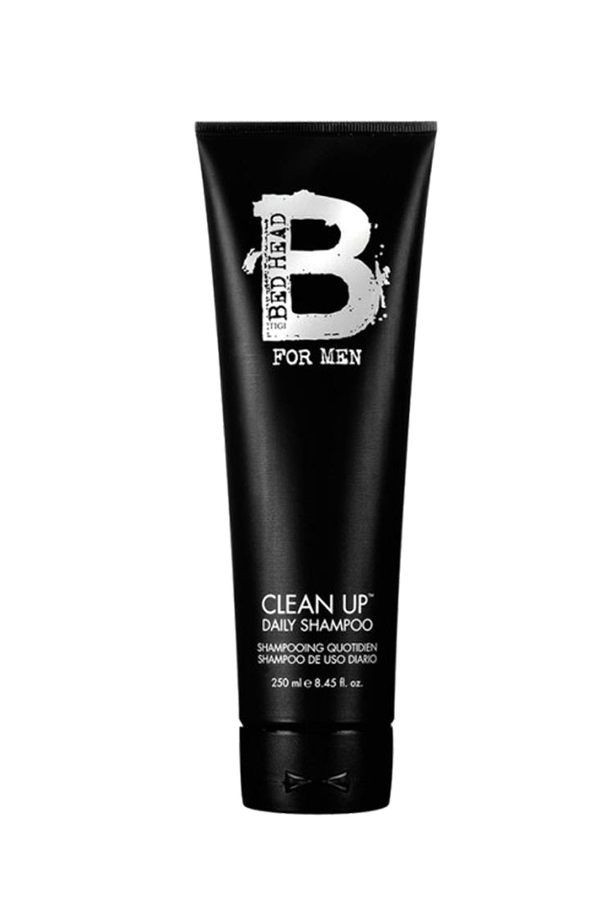 Tigi Bed For Men Clean Up Daily Shampoo 250ml