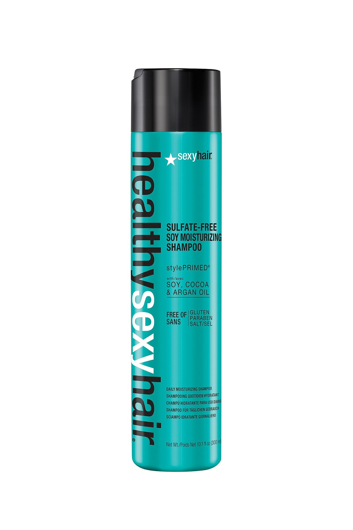 Sexy Hair Concepts Healthy Sexy Hair Color Safe Soy Daily Moisturizing Shampoo 300ml