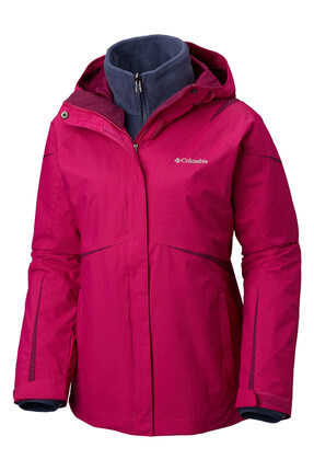 Kadın WL7208 Blazing Star™ Interchange Jacket Kayak Montu 1680681684