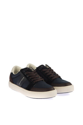 Erkek Lıghtweıght Color Block Low Cut Sneaker FM0FM01635