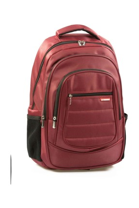 Classone BP-L202 Palermo 15.6' Laptop Çantası - Bordo