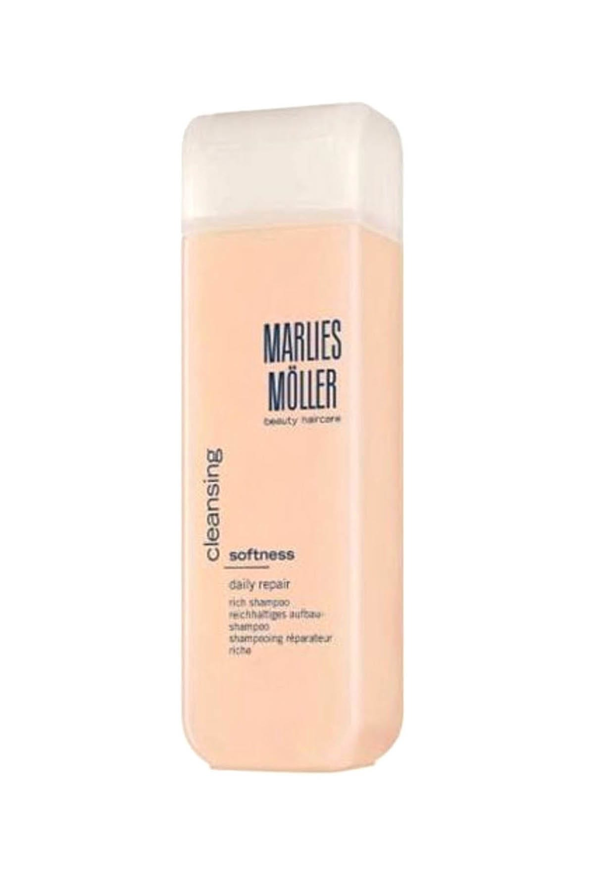 Marlies Moller Cleansing Softness Daily Repair Rich Shampoo 200ml