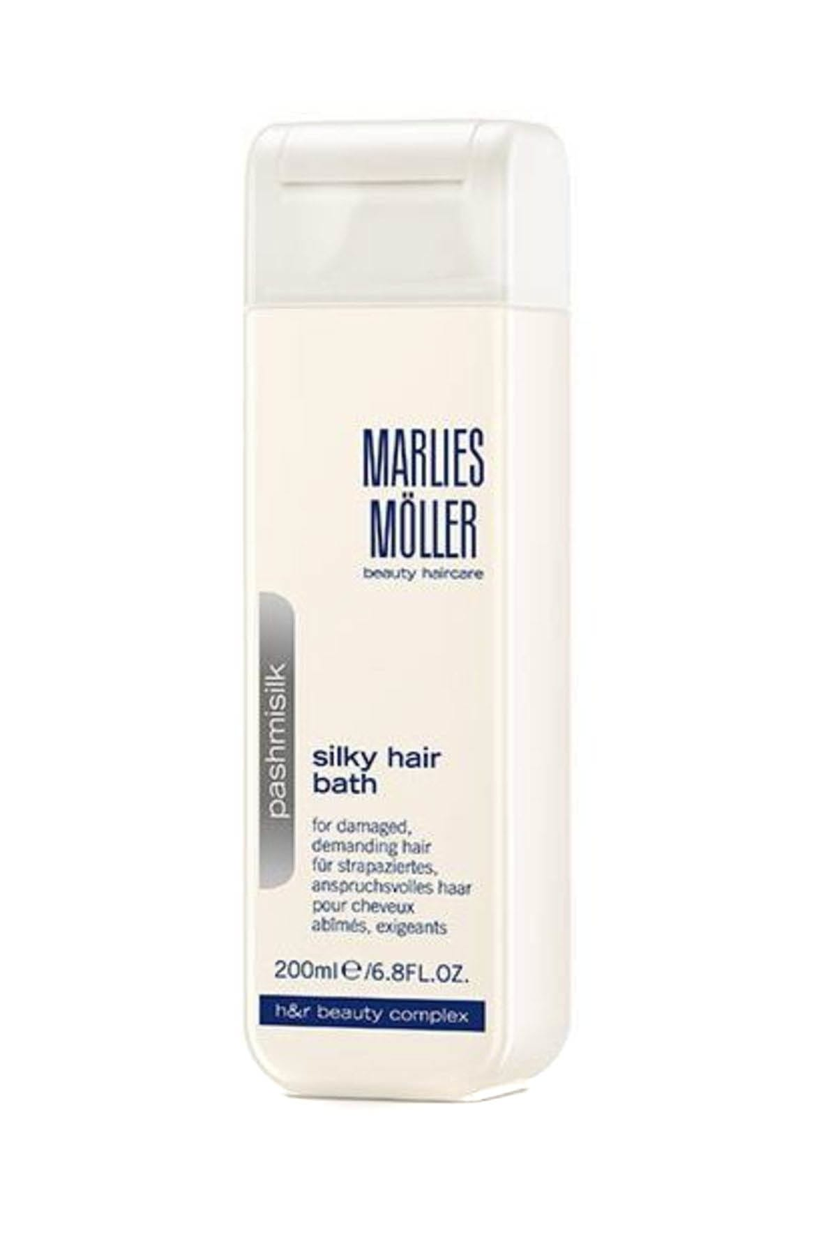 Marlies Moller Pashmisilk Silky Hair Bath 200ml
