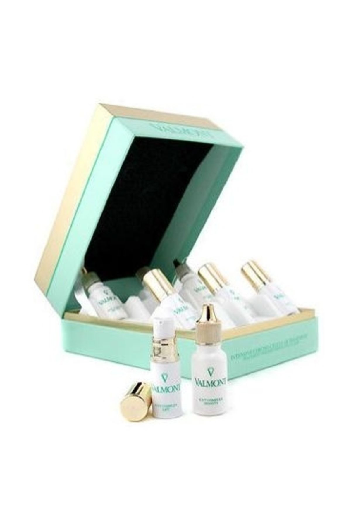 Valmont Intensive Chrono-Cellular Treatment: 4x Complex Lift 5ml + 8x Complex Density 4ml 12pcs