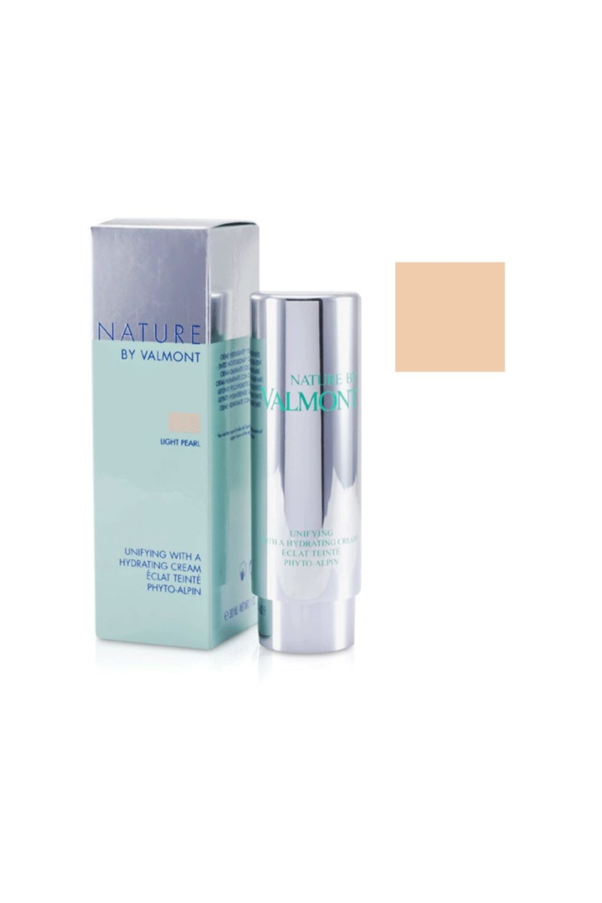 Valmont Nature Unifying With A Hydrating Cream - Light Pearl 30ml
