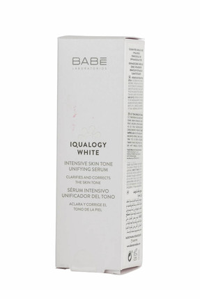 Iqualogy White Intensive Skin Tone Serum 30ml 8437004389203