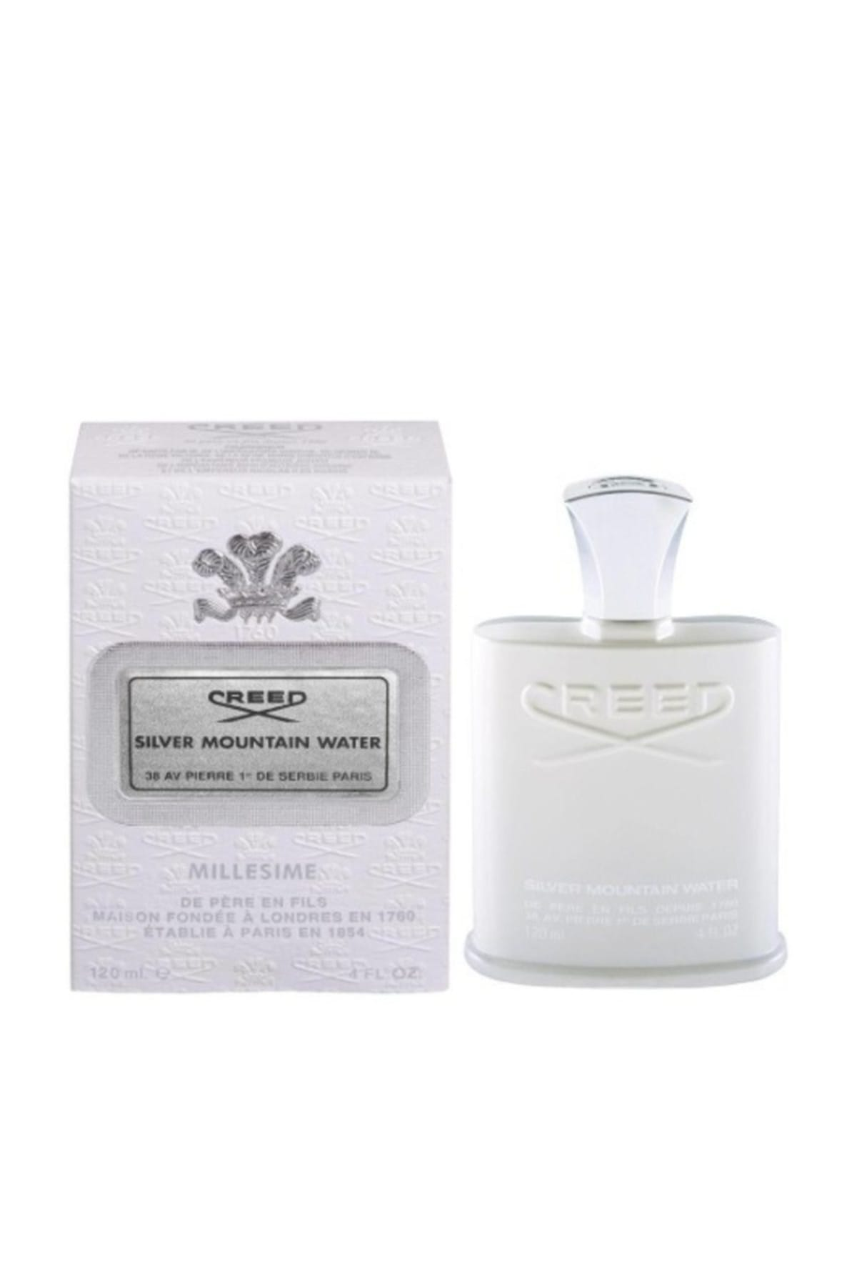 Creed Creed Silver Mountain Water Fragrance Spray 120ml