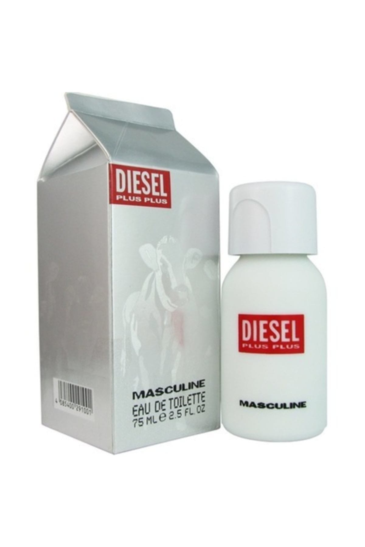 Diesel Plus Plus Eau De Toilette Spray 75ml