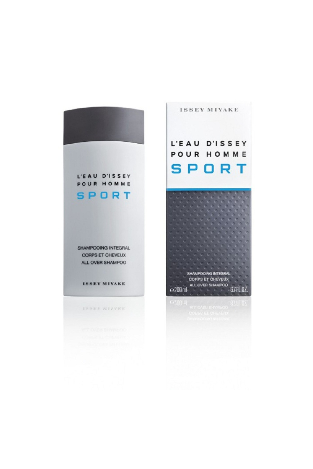 Issey Miyake L`Eau d`Issey Pour Homme Sport All Over Shampoo 200ml