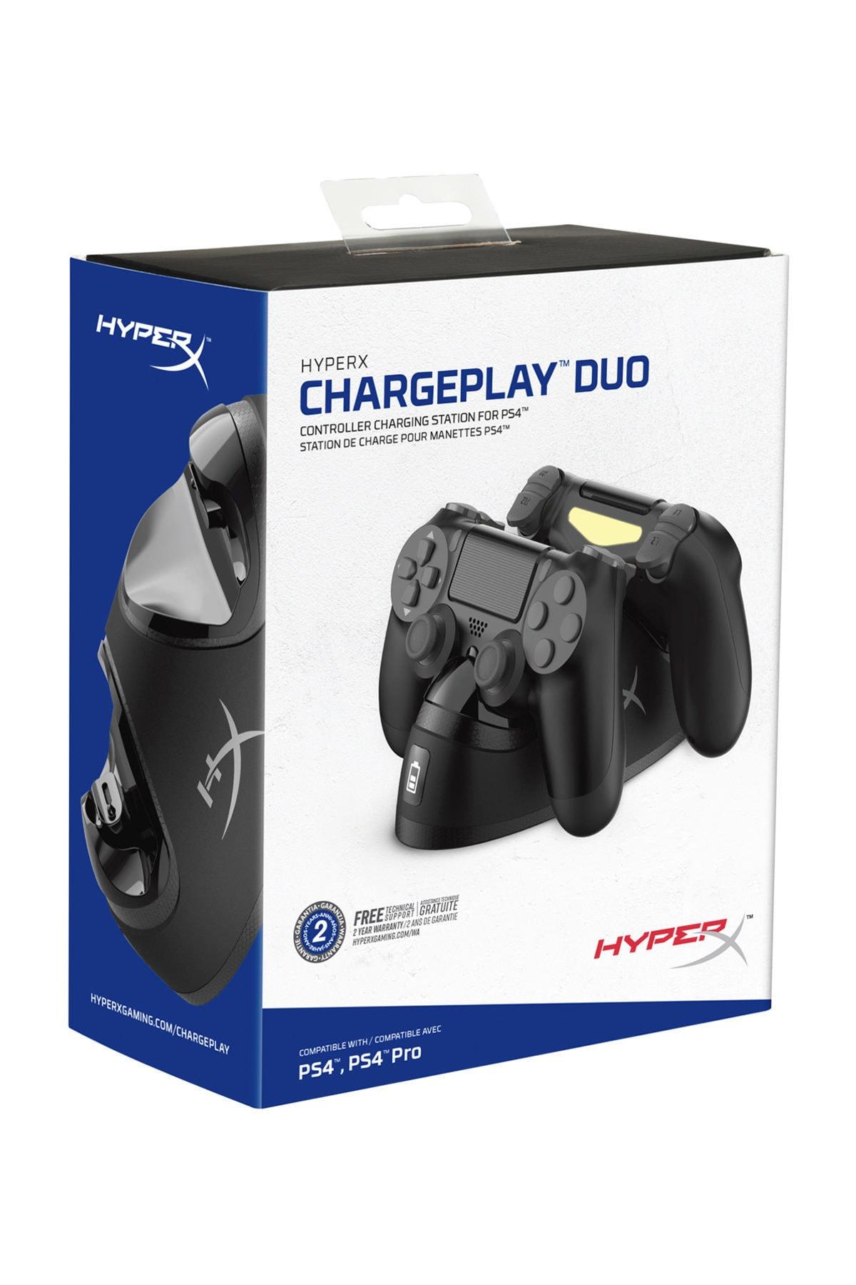 Hyperx Chargeplay Ps4 Dualshock Sarj Istasyonu Trendyol