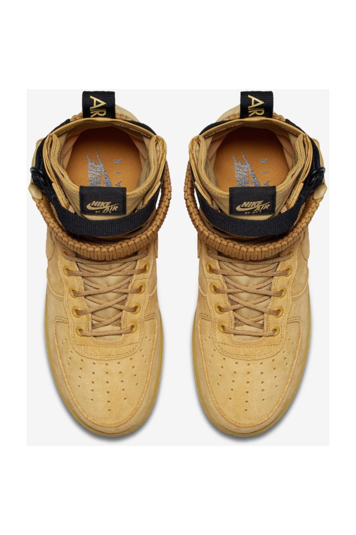 Nike Sf-af1 Wheat Erkek Bot | Trendyol