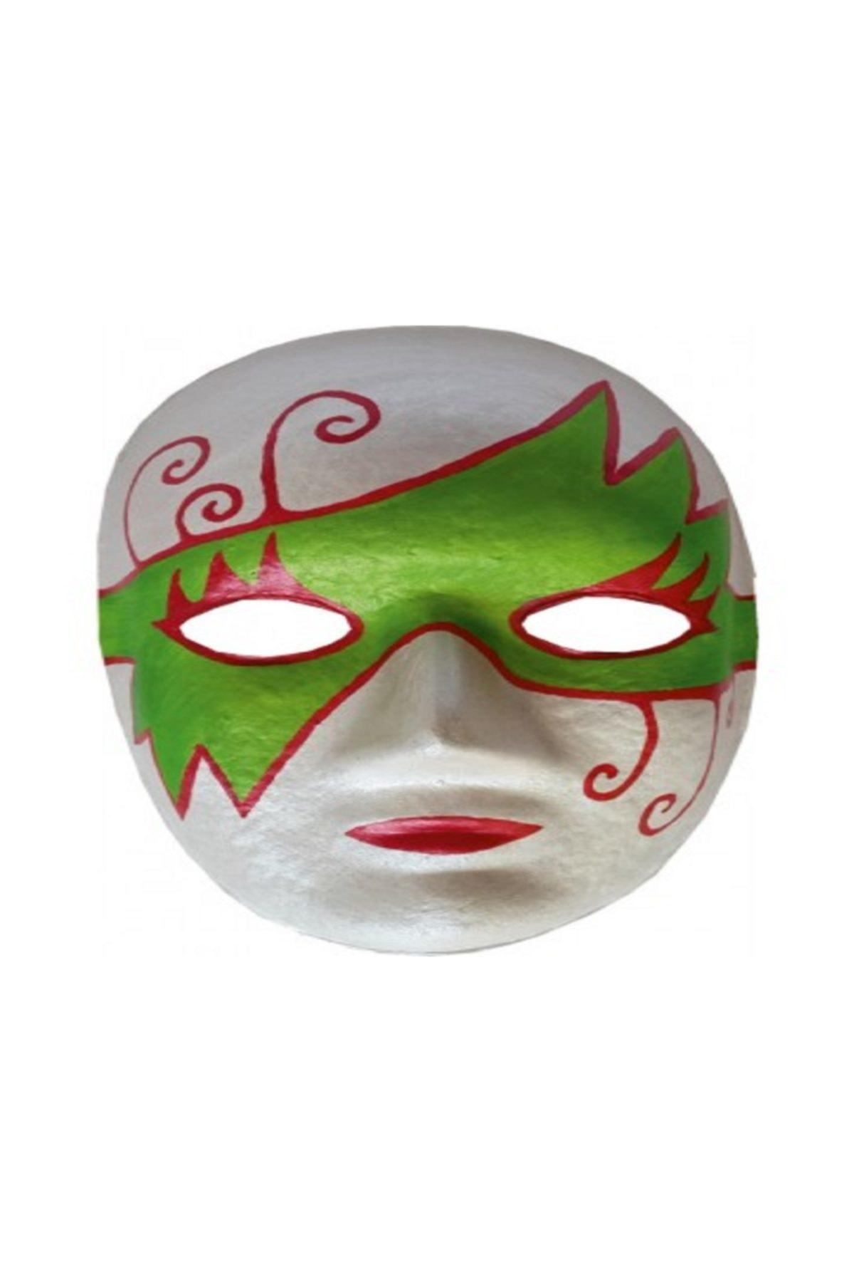 Redka Karton Maske Boyama Eniyisiiste666 Trendyol